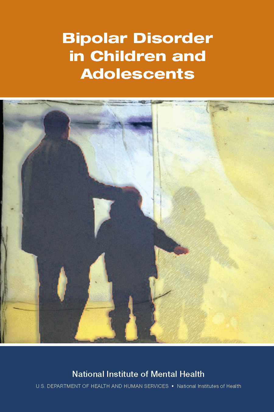 Icon Bipolar Disorder in Children and Adolescents Booklet