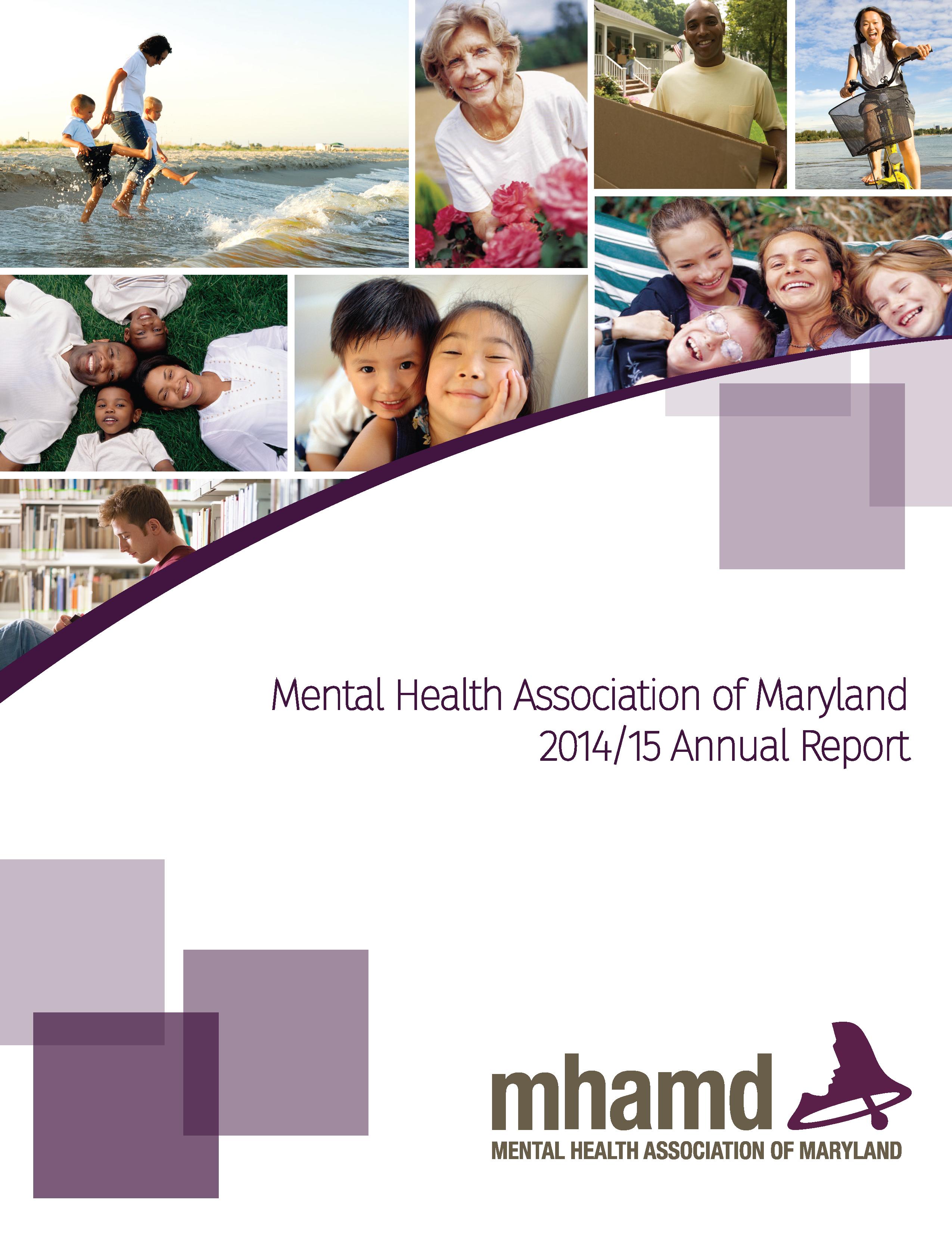 Annual Report Cover 13.14